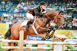 , Kiel - Baltic Horse Show 07. - 10.10.1999, Guardus Coriano - Kristoffersen, Bo