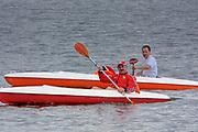 Jezioro Niegocin - sporty wodne,