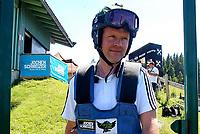 BILDET INNGÅR IKKE I NOEN FASTAVTALER OG ALL BRUK BLIR FAKTURERT <br /> <br /> Fotball<br /> Polen<br /> Foto: imago/Digitalsport<br /> NORWAY ONLY<br /> <br /> LEOGANG 01.07.2015 LEGIA WARSAW TRAINING CAMP IN LEOGANG HENNING BERG FLYING FOX