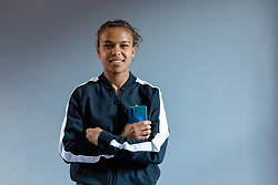 Undated handout photo provided by Huawei of England's Nikita Parris.