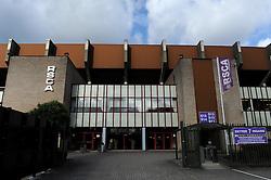 General view of the Constant Vanden Stockstadion - Photo mandatory by-line: Dougie Allward/JMP - Mobile: 07966 386802 - 22/10/2014 - SPORT - Football - Anderlecht - Constant Vanden Stockstadion - R.S.C. Anderlecht v Arsenal - UEFA Champions League - Group D