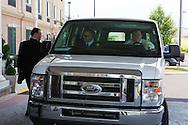 7/28/12 1:35:20 PM - Warminster, PA. -- Andrea & Dan - July 28, 2012 in Warminster, Pennsylvania. -- (Photo by Joe Koren/Cain Images)