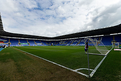 General View of the Madejski Stadium before the game