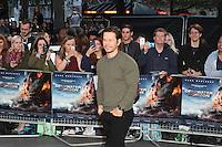 Mark Wahlberg, Deepwater Horizon - European film premiere, Leicester Square, London UK, 26 September 2016, Photo by Richard Goldschmidt