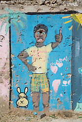 Artwork On Wall, Otrobanda