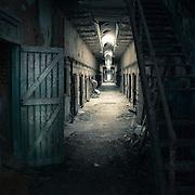 Eastern State Penitentiary, Philadelphia, U.S.A., 2010