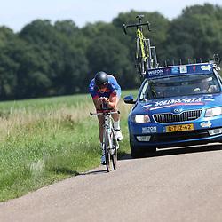 EMMEN (NED wielrennen <br /> Tijdrit Topcompetitie Emmen  <br /> Tim Scholten