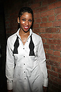Shante Timberlake at The Jamie Foxx's Album Release Party for Intuition, Sponsored by Vibe Magazine & Patron Tequila held at Home on December 17, 2008 in New York City..