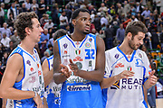 DESCRIZIONE : Beko Legabasket Serie A 2015- 2016 Dinamo Banco di Sardegna Sassari - Enel Brindisi<br /> GIOCATORE : Jarvis Varnado<br /> CATEGORIA : Ritratto Delusione Postgame<br /> SQUADRA : Dinamo Banco di Sardegna Sassari<br /> EVENTO : Beko Legabasket Serie A 2015-2016<br /> GARA : Dinamo Banco di Sardegna Sassari - Enel Brindisi<br /> DATA : 18/10/2015<br /> SPORT : Pallacanestro <br /> AUTORE : Agenzia Ciamillo-Castoria/L.Canu