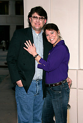 April 22, 2107 - FILE PHOTO - Popular actress ERIN MORAN, a mainstay on TV from the late '60s to the mid-'80s and best known for her kid-sister role in the sitcom 'Happy Days,' has died. She was 56. Authorities in Indiana found her body Saturday afternoon after getting a 911 call at 4:07 p.m. for 'an unresponsive female.' First responders found her DOA. Pictured: May 06, 2008 - Hollywood, California, USA - ERIN MORAN & husband at the 'A Mother's Day Salute To TV Moms' event held at the Academy of Television Arts & Sciences (Credit Image: Lisa O'Connor/ZUMAPRESS.com)
