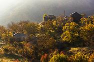Small rhodopean village
