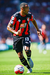 Callum Wilson of AFC Bournemouth - Mandatory by-line: Jason Brown/JMP - Mobile 07966 386802 08/08/2015 - FOOTBALL - Bournemouth, Vitality Stadium - AFC Bournemouth v Aston Villa - Barclays Premier League - Season opener