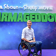 Steve Brown attend the Shaun the Sheep Movie: Farmageddon, at ODEON LUXE on 22 September 2019,  London, UK.