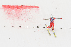 Daniel Andre Tande (NOR) during the Ski Flying Hill Individual Competition at Day 1 of FIS Ski Jumping World Cup Final 2016, on March 17, 2016 in Planica, Slovenia. Photo by Grega Valancic / Sportida