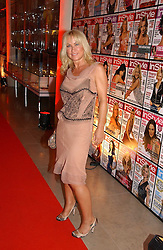 MEG MATHEWS at the 5th anniversary party for InStyle magazine held at The V&A, Cromwell Road, London SW7 on 19th June 2006.<br />