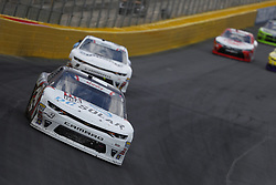 May 26, 2018 - Concord, North Carolina, United States of America - Jamie McMurray (42) brings his car through the turns during the Alsco 300 at Charlotte Motor Speedway in Concord, North Carolina. (Credit Image: © Chris Owens Asp Inc/ASP via ZUMA Wire)