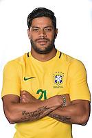 """Football Conmebol_Concacaf - <br />Copa America Centenario Usa 2016 - <br />Brazil National Team - Group B - <br />Givanildo Vieira de Sousa """" Hulk """""""