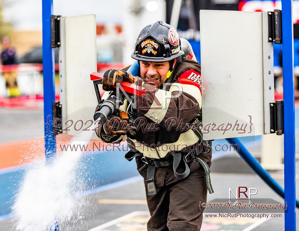 3M Scott Firefighter Combat Challenge in Coweta, Oklahoma on Saturday, March 30, 2019.