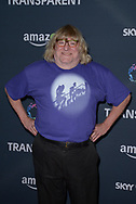 BRUCE VILANCH at the premiere of Amazon's 'Transparent' season two at the Pacific Design Center in Los Angeles, California