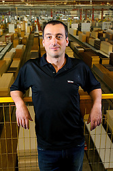 Frank Zietoli, presidente da Unica, fabricante da Dellano.  Foto: Jefferson Bernardes / Preview.com
