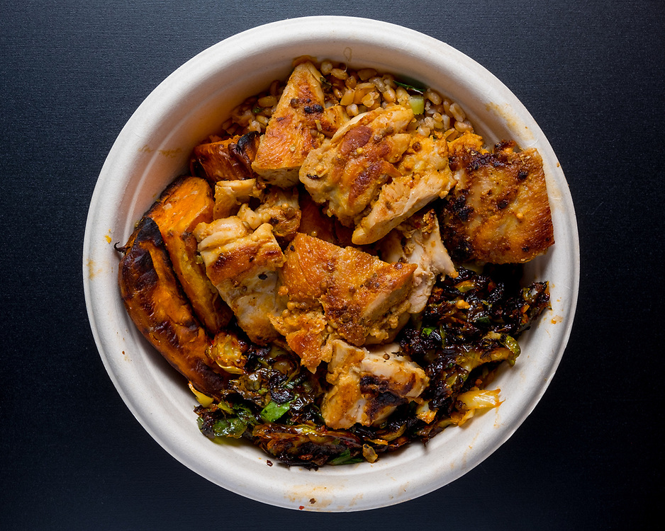 Chicken & Veggies from Dig Inn Pine Street ($12.75) - WFNYC