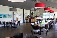 OUDEMIRDUM - Interieur clubhuis. Golfclub Gaasterland ligt in Zuidwest-Friesland en heeft een schitterende 9 holes natuurbaan. COPYRIGHT KOEN SUYK
