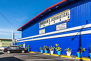 Tomorrow's Aeronautical Museum in Compton