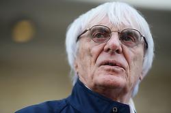 Formel 1: Grosser Preis der USA in Austin, Renntag / 231016<br /> <br /> ***Bernie Ecclestone (GBR).<br /> 23.10.2016. Formula 1 World Championship, Rd 18, United States Grand Prix, Austin, Texas, USA, Race Day.<br /> ***