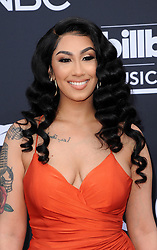 Queen Naija at the 2019 Billboard Music Awards held at the MGM Grand Garden Arena in Las Vegas, USA on May 1, 2019.