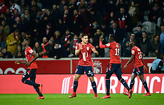 Lille OSC vs RC Strasbourg - 28 January 2018