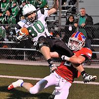 11.10.2012 Columbia vs Patrick Henry Varsity Football