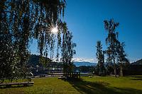 Norway, Norheimsund. Hardangerfjord.