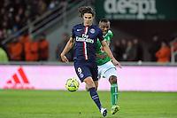 Edinson CAVANI - 25.01.2015 - Saint Etienne / PSG  - 22eme journee de Ligue1<br />Photo : Jean Paul Thomas / Icon Sport