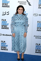 February 23, 2019 - Santa Monica, CA, USA - LOS ANGELES - FEB 23:  Gabriela Rodriguez at the 2019 Film Independent Spirit Awards on the Beach on February 23, 2019 in Santa Monica, CA (Credit Image: © Kay Blake/ZUMA Wire)