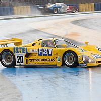 #20 Spice SE89, Claus Bjerglund, Group C, Le Mans 24H, 2012