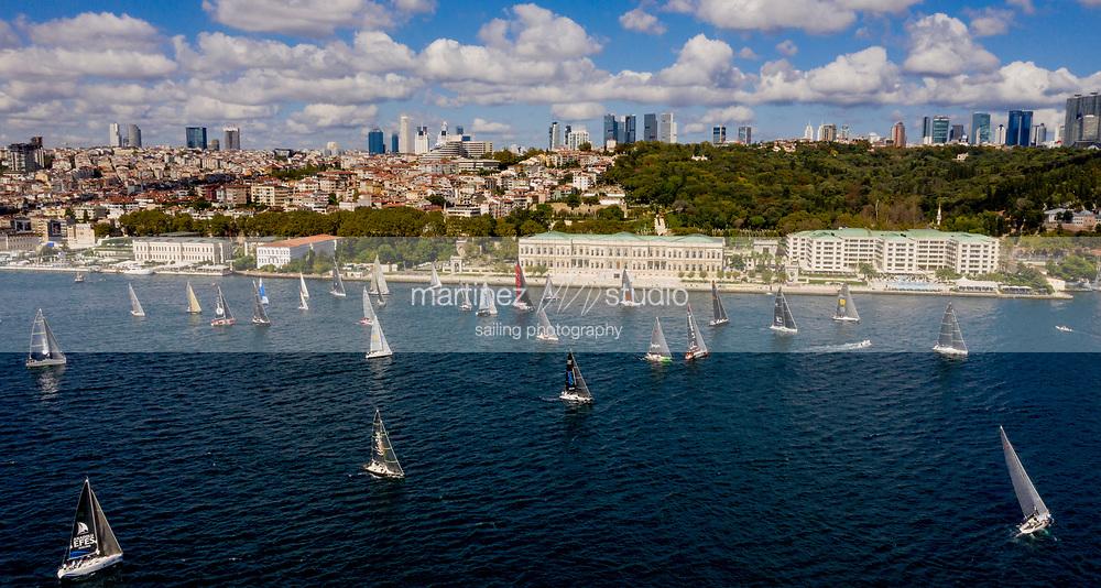 Turkcell Platinum Bosphorus Cup 2019. <br /> © Pedro Martinez / Martinez Studio<br /> 14 September, 2017.