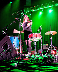 Tuneyards perform at The Fox Theater - Oakland, CA - 4/24/12