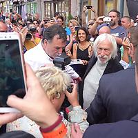 Pierre Richard in Budapest 2019