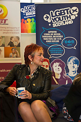 Pictured: Angela Constance<br /> <br /> Cabinet Secretary for Communities, Social Security and Equalities, Angela Constance today launched a consultation on plans to make it easier – and less intrusive – for transgender people to be legally recognised in their acquired gender.<br /> <br /> The Programme for Government set out a commitment that the Scottish Government would consult on reforming gender recognition legislation.<br /> <br /> Ms Constance visited LGBT Youth in Edinburgh and met members of their Commission on Gender Recognition, as well as representatives from Scottish Trans Alliance and the Equality Network, and heard about their experiences.<br /> <br /> Ger Harley | EEm d9 November 2017