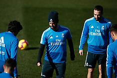 La Liga training day - 06 Feb 2019