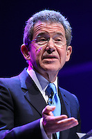 The Institute of Directors Annual Convention 2012 held at the IndigoO2 at the O2..Lord Browne, Partner, Riverstone Holdings LLC & former Group Chief Executive, BP speaking at the convention.