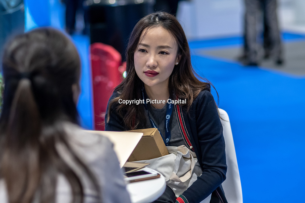 5G World - Day Two at Excel London,on 12 June 2019, UK