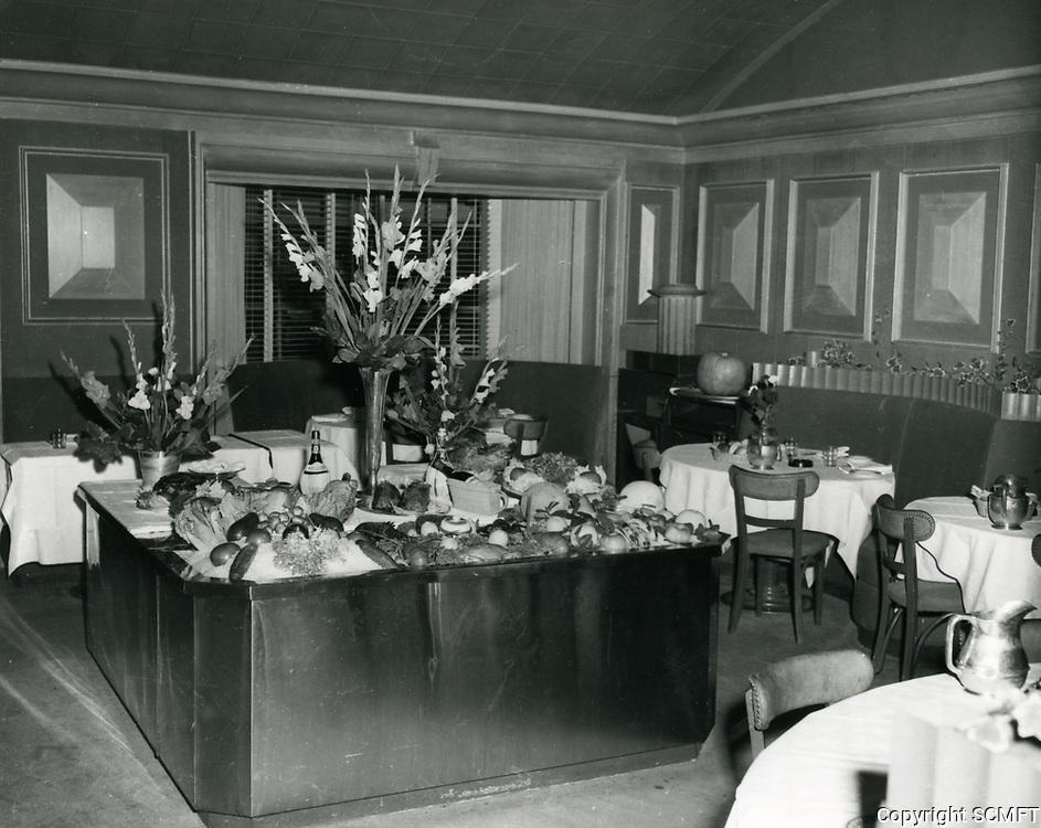 Cocoanut Grove interior