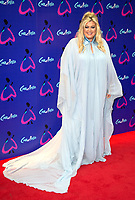 Gemma Collins at the Gala Performance of Andrew Lloyd Webber's Cinderella  at the Gillian Lynne Theatre in Drury Lane, London, United Kingdom photo by terry Scott