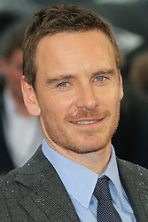 © Licensed to London News Pictures. 12/05/2014, UK. Ian Michael Fassbender, X-Men: Days Of Future Past - UK Film Premiere, Odeon Leicester Square, London UK, 12 May 2014. Photo credit : Richard Goldschmidt/Piqtured/LNP