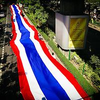 Bangkok Coup d'état 2014