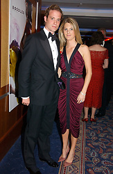 LADY KINVARA BALFOUR and RICCARDA LANZA the Boodles Boxing Ball in aid of the sports charity Sparks  organised by Jez lawson, James Amos and Charlie Gilkes held at The Royal Lancaster Hotel, Lancaster Terrae London W2 on 3rd June 2006.<br /> <br /> NON EXCLUSIVE - WORLD RIGHTS