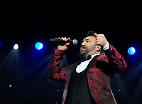 X FACTOR star Danny Tetley sent to prison for nine years today  24th of jan 2020 for using his fame to beg children to send him indecent pictures in exchange for cash, Danny Tetley xfactor live tour Bournemouth 20th feb 2019 photo by Dawn Fletcher-Parke