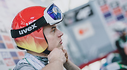 31.12.2019, Olympiaschanze, Garmisch Partenkirchen, GER, FIS Weltcup Skisprung, Vierschanzentournee, Garmisch Partenkirchen, Qualifikation, im Bild Philipp Aschenwald (AUT) // Philipp Aschenwald of Austria during the Four Hills Tournament of FIS Ski Jumping World Cup at the Olympiaschanze in Garmisch Partenkirchen, Germany on 2019/12/31. EXPA Pictures © 2019, PhotoCredit: EXPA/ JFK