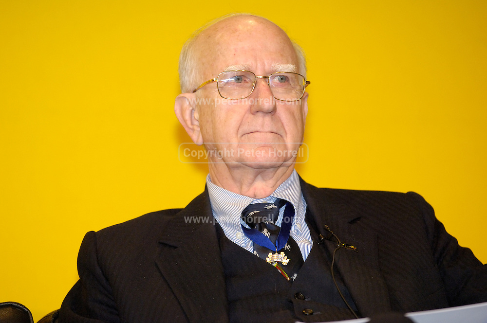 Professor Sir Bob Worcester.